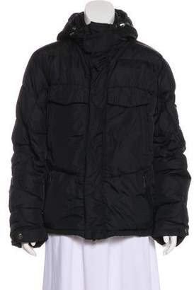 ADD Hooded Down Jacket
