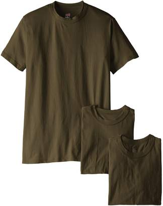 da72b27d Soffe Men's Soft Spun Military 3 Pack T-Shirts