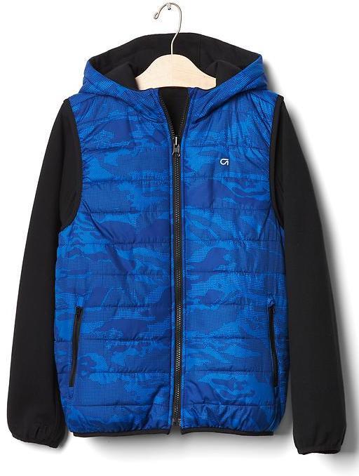 GapGapFit kids 2-in-1 reversible jacket