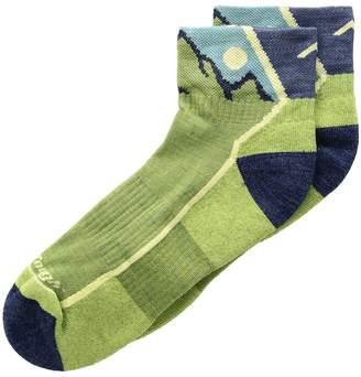 Darn Tough Vermont Hiker 1/4 Cushion Socks Quarter Length Socks Shoes