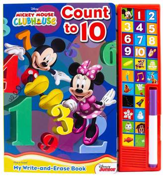 Pi Kids Disney's Mickey Mouse Write And Erase Soundbook by Kids