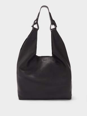 DKNY Wes Pebbled Leather Hobo