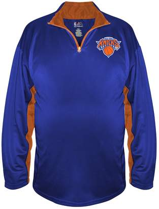 Majestic Big & Tall New York Knicks Pullover