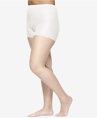 Berkshire Women's Plus Size Ultra Sheer Control Top Hosiery, 4411
