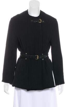 Isabel Marant Quilted Belted Jacket