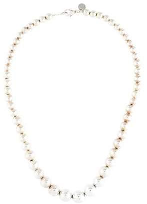 Tiffany & Co. Graduated Ball Necklace