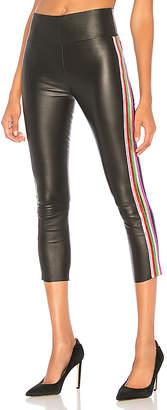 SPRWMN Capri Leather Legging