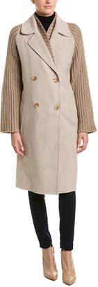 A.S.M Anna Wool-Blend Coat