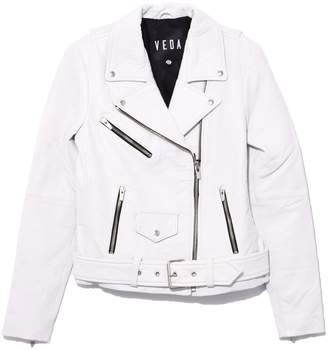 Veda Jayne Classic Jacket in White