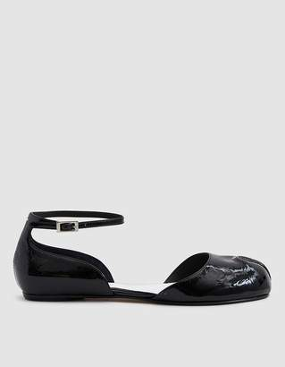 Maison Margiela Tabi Ankle-Strap Ballet Flat