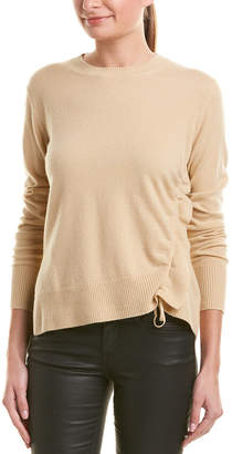Vince Cinched Cashmere Top