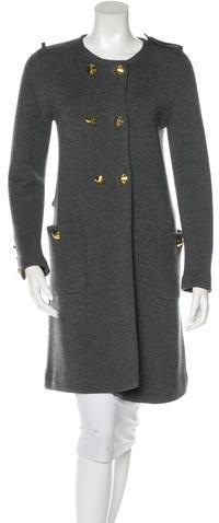 3.1 Phillip Lim3.1 Phillip Lim Double-Breasted Merino Wool Coat