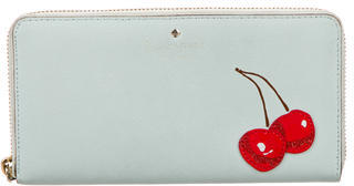 Kate Spade Kate Spade New York Cherry On Top Lacey Wallet