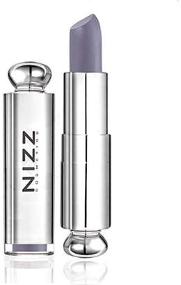 PURE Grey NIZZ Cosmetics Lipstick, 3.9 g, Lustre