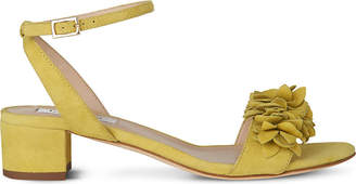 LK Bennett Coralie leather heeled sandals