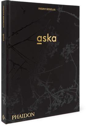 Phaidon Aska Hardcover Book