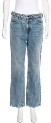 Alexander Wang Cult High-Rise Jeans