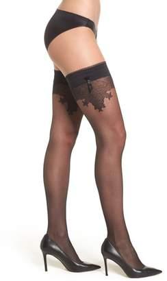 Falke Ceremonial Stay-Up Stockings