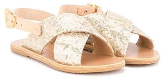 Ancient Greek Sandals crossover strap sandals