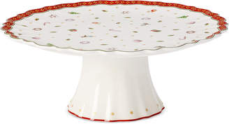 Villeroy & Boch Toys Delight Footed Cake Plate
