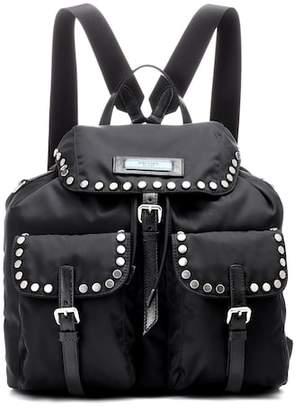 Prada Etiquette studded backpack