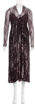 Nina Ricci 2016 Lace Evening Dress w/ Tags