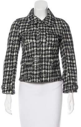 Junya Watanabe Comme des Garçons Wool Plaid Jacket