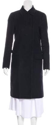 Helmut Lang Structured Knee-Length Coat