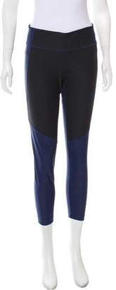 Outdoor Voices Mid-Rise Cropped Leggings