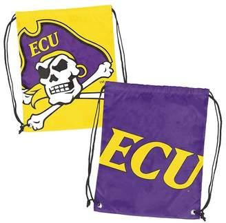 NCAA East Carolina Pirates Doubleheader Backsack Cinch Bag