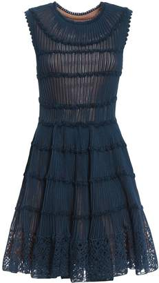 Alaia Adagio Short Dress