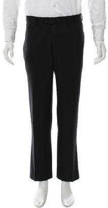 Paul Smith Pinstripe Straight-Leg Pants