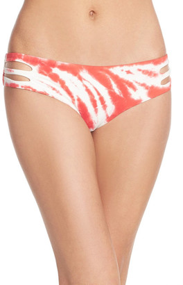 Lucky Brand 'Fireworks' Hipster Bikini Bottoms $62 thestylecure.com