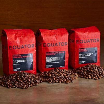 Williams Sonoma Equator World Coffee Collection