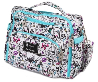 Ju-Ju-Be Tokidoki BFF Diaper Bag - TD Dreams