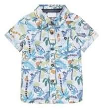 F&F Rainforest Print Short Sleeve Shirt 18-24 months