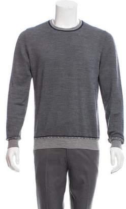 Marni Woven Crew Neck Sweater