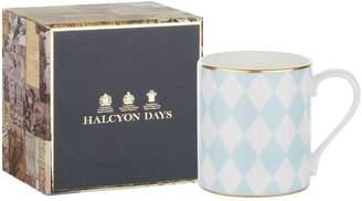 Halcyon Days Parterre China Mug