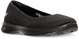Skechers Women's Go Step Lite - Solace Walking Sneakers from Finish Line $49.99 thestylecure.com