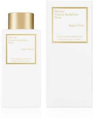 Francis Kurkdjian Scented Shower Cream Aqua Vitae, 8.4 oz./ 250 mL