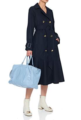 Tibi Trench with Removable Quilted Lining