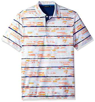 Bugatchi Men's Brush Polo