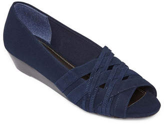 East Fifth east 5th Rachelle Womens Slip-On Shoes