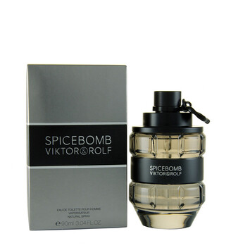 Viktor & Rolf Men's Spicebomb 3Oz Eau De Toilette Spray