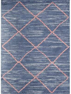 Blue Area CosmoLiving by Cosmopolitan Azure Power Loom Rug CosmoLiving by Cosmopolitan