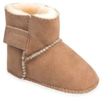 Minnetonka Infant's Genuine Sheepskin Pug Boots