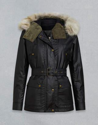 Belstaff Fairlead 2.0 Hooded Jacket Black