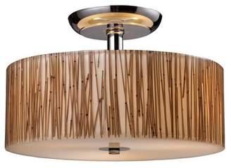 Elk Lighting Semi-Flush Mount Ceiling Light