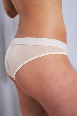 Negative Underwear Silky Brief in Peach