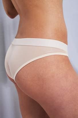 Negative Underwear Silky Brief in Peach